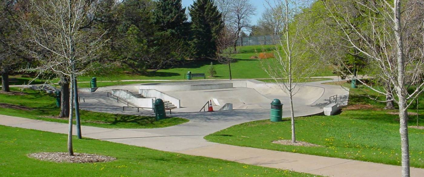 Picture of Skate Park within Sheridan Community Park