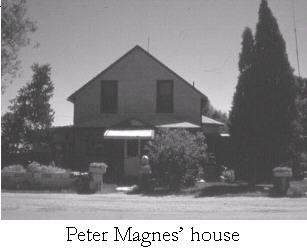 Peter Magnes' House